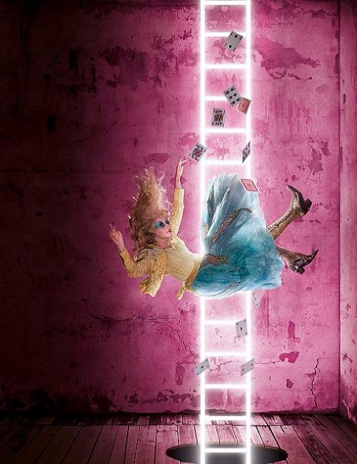 Alice's Adventures Underground and Adventures in Wonderland